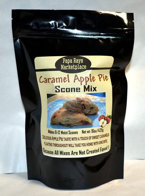 Caramel Apple Pie Scone Mix