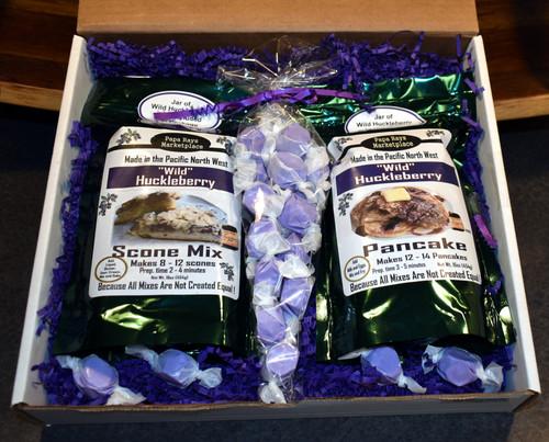 Customizable Huckleberry Box