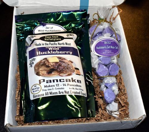 Papa's Small Huckleberry Gift Box