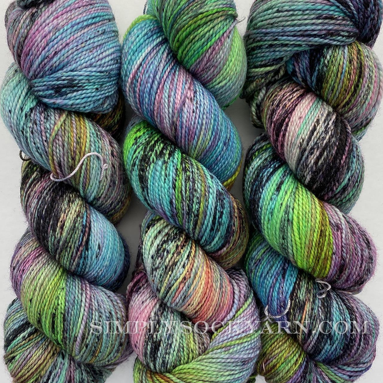 MT Tosh Sock Electric Rainbow -