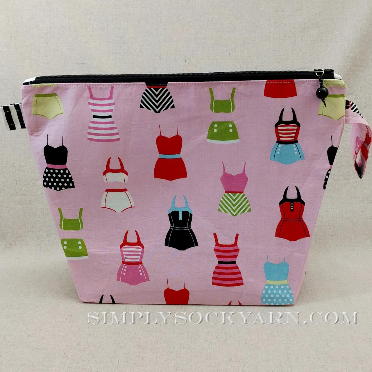 BL Bags MW Swimsuits in Pink