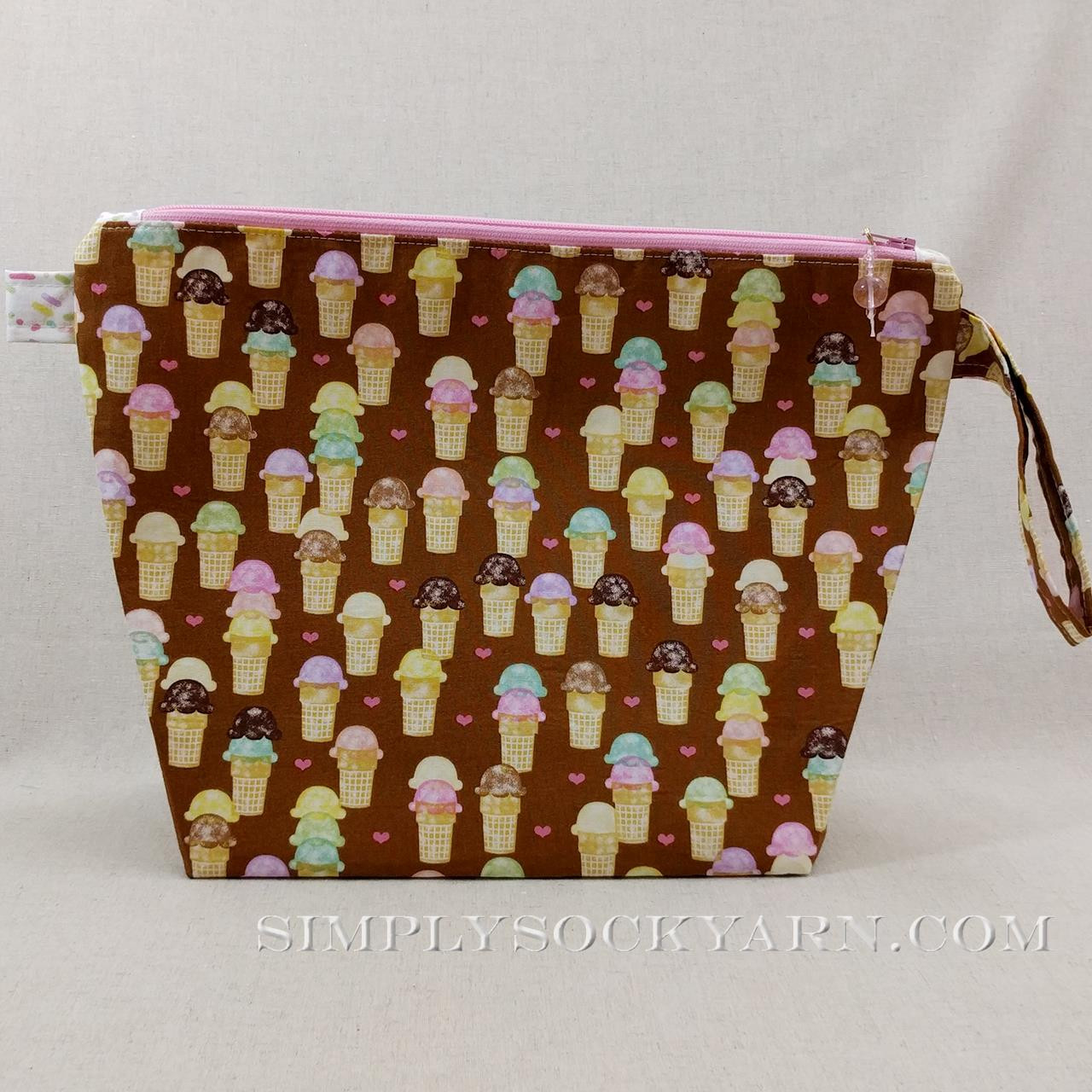 BL Bags MW Ice Cream in Brown