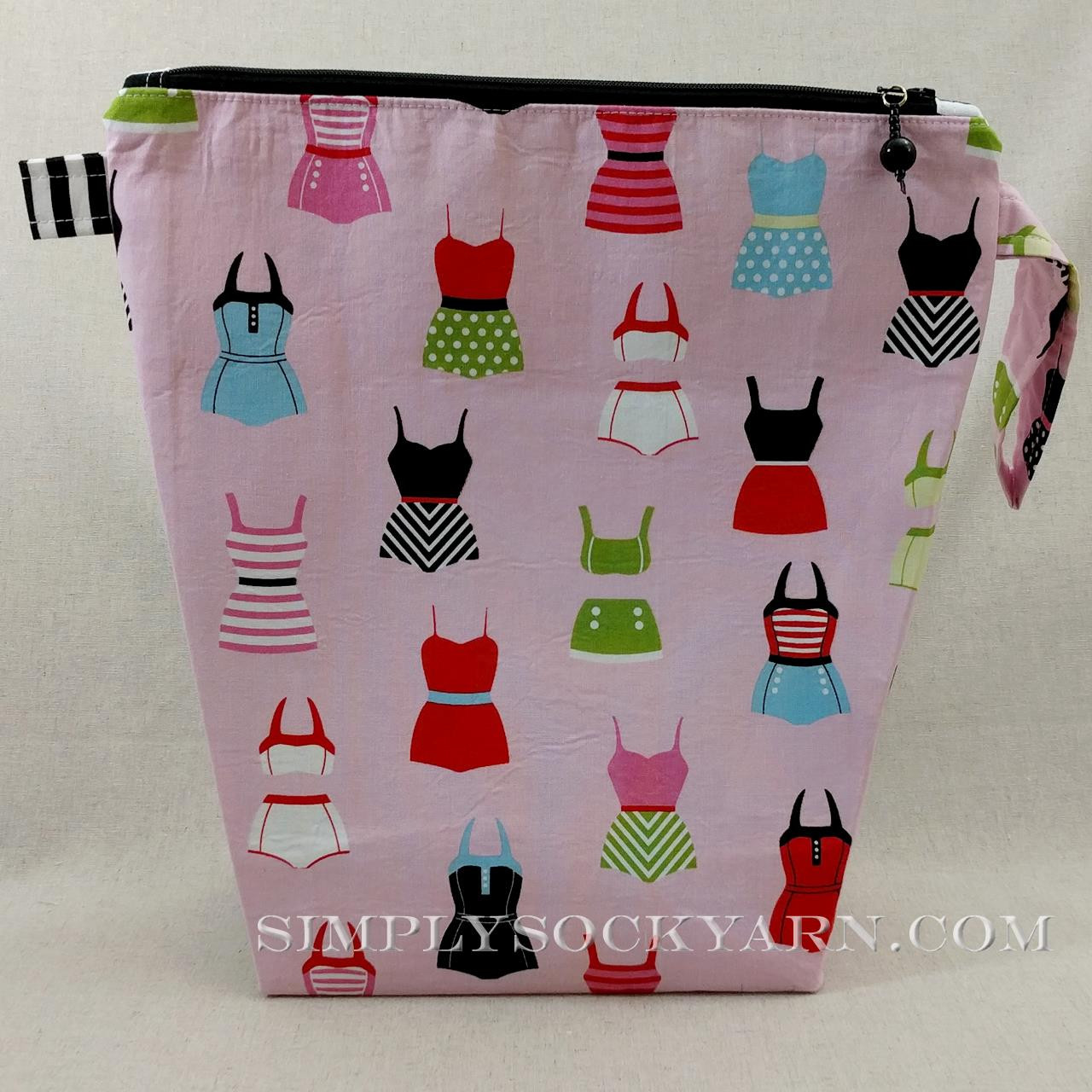 BL Bags TS Swimsuits in Pink