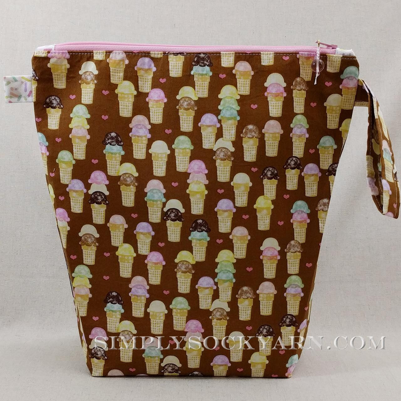 BL Bags TS Ice Cream in Brown