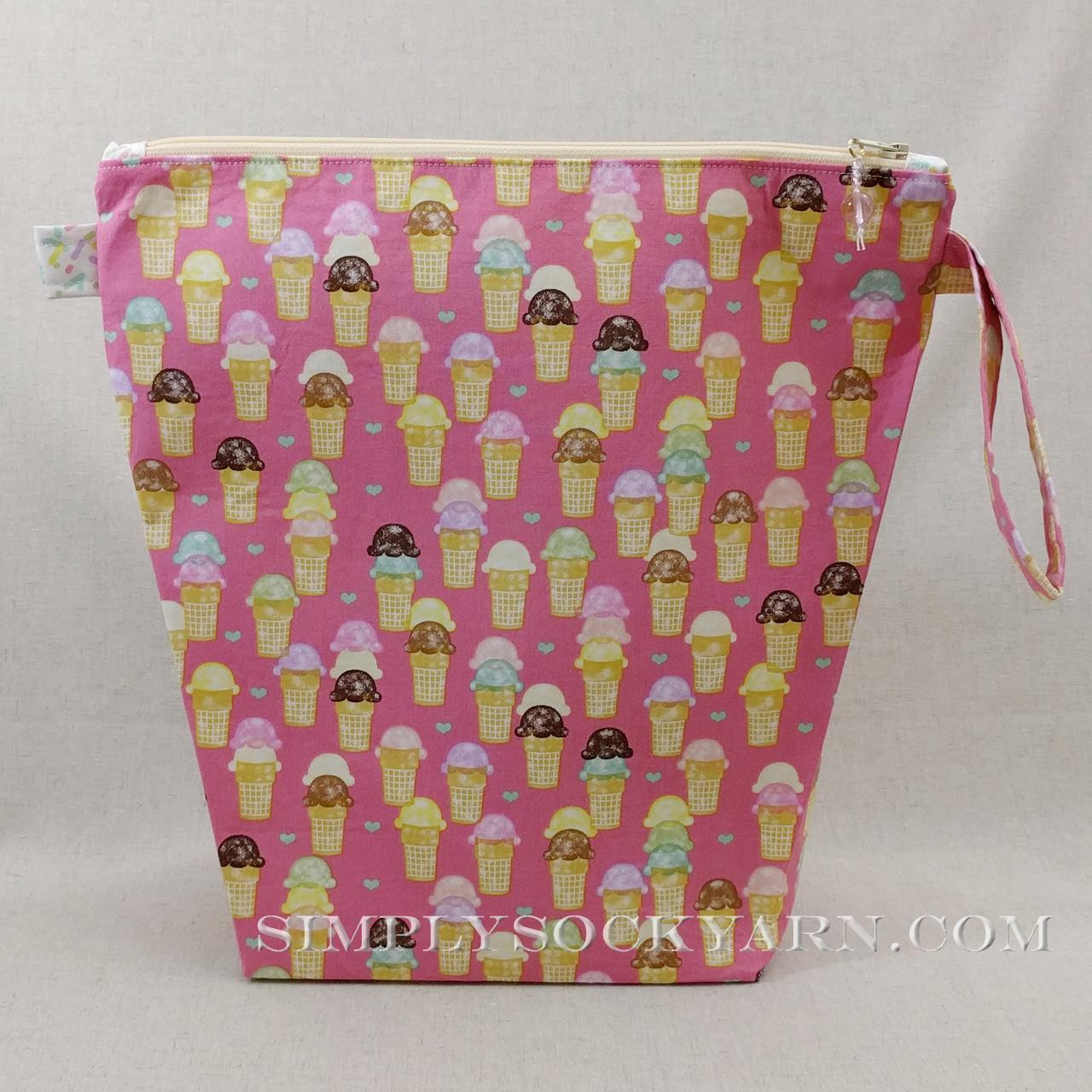 BL Bags TS Ice Cream in Pink