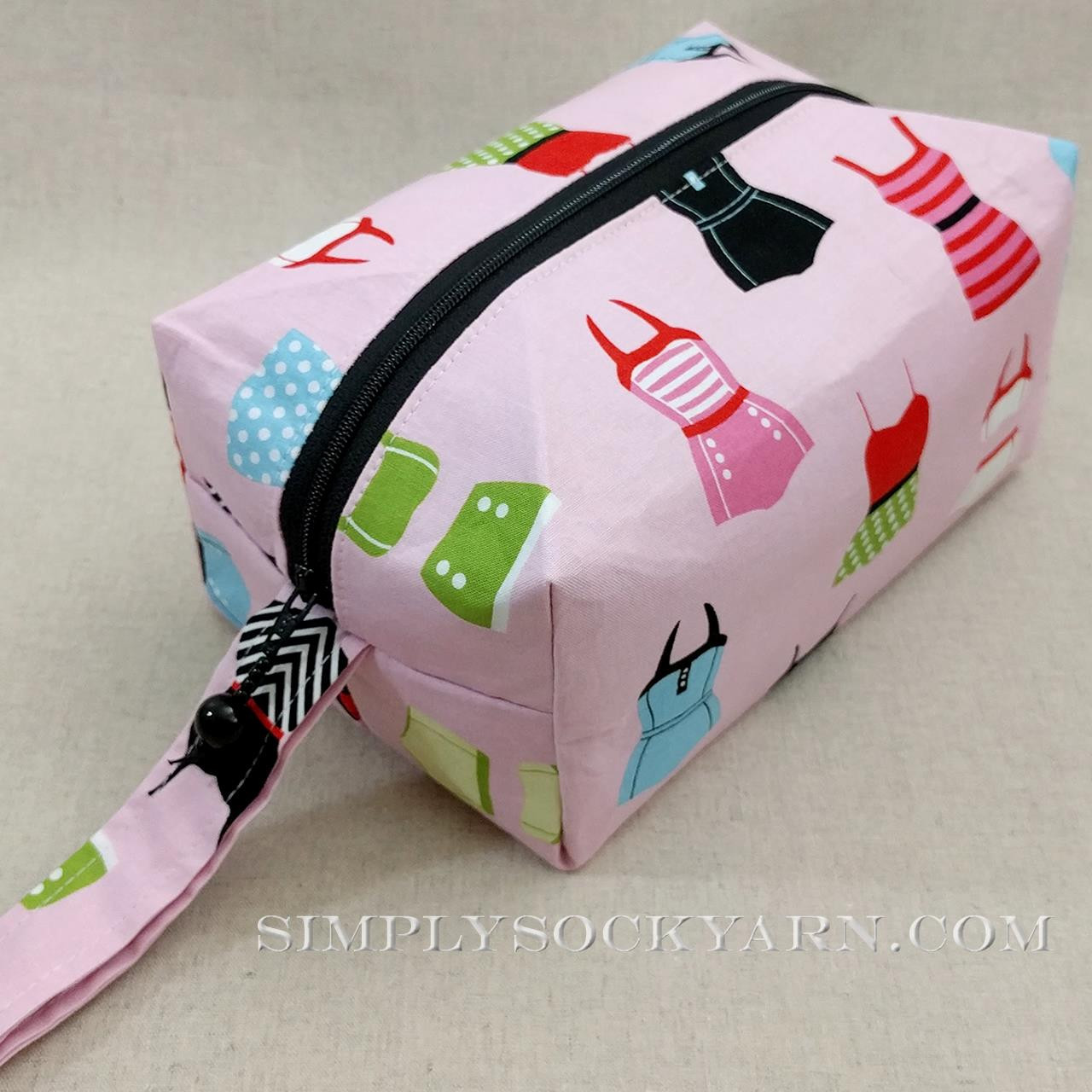 BL Bags SR Swimsuits in Pink