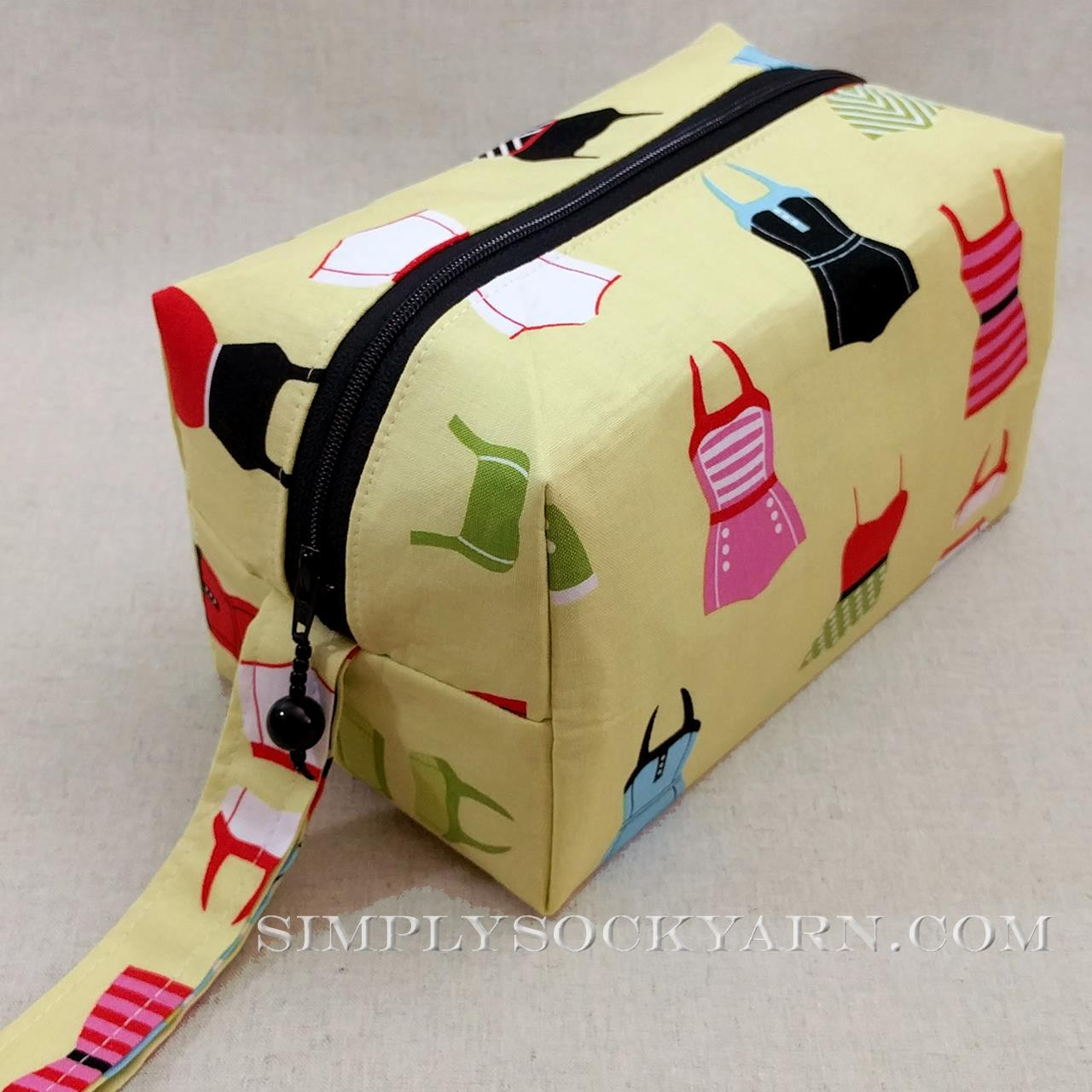 BL Bags SR Swimsuits in Yellow