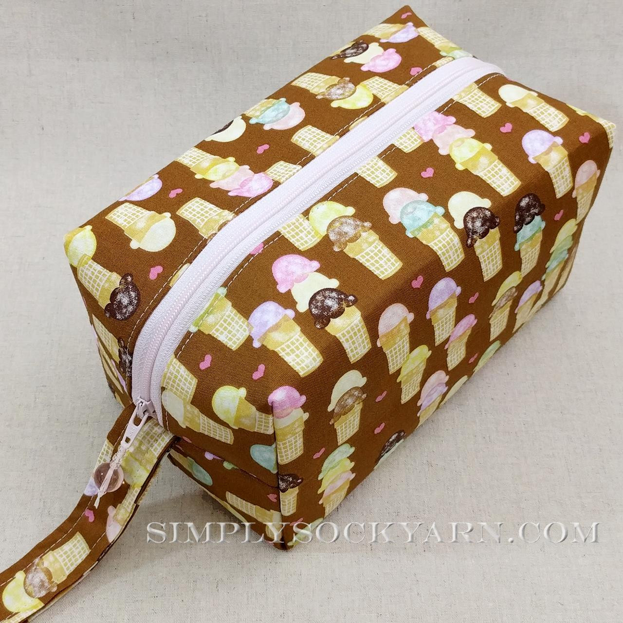 BL Bags SR Ice Cream in Brown