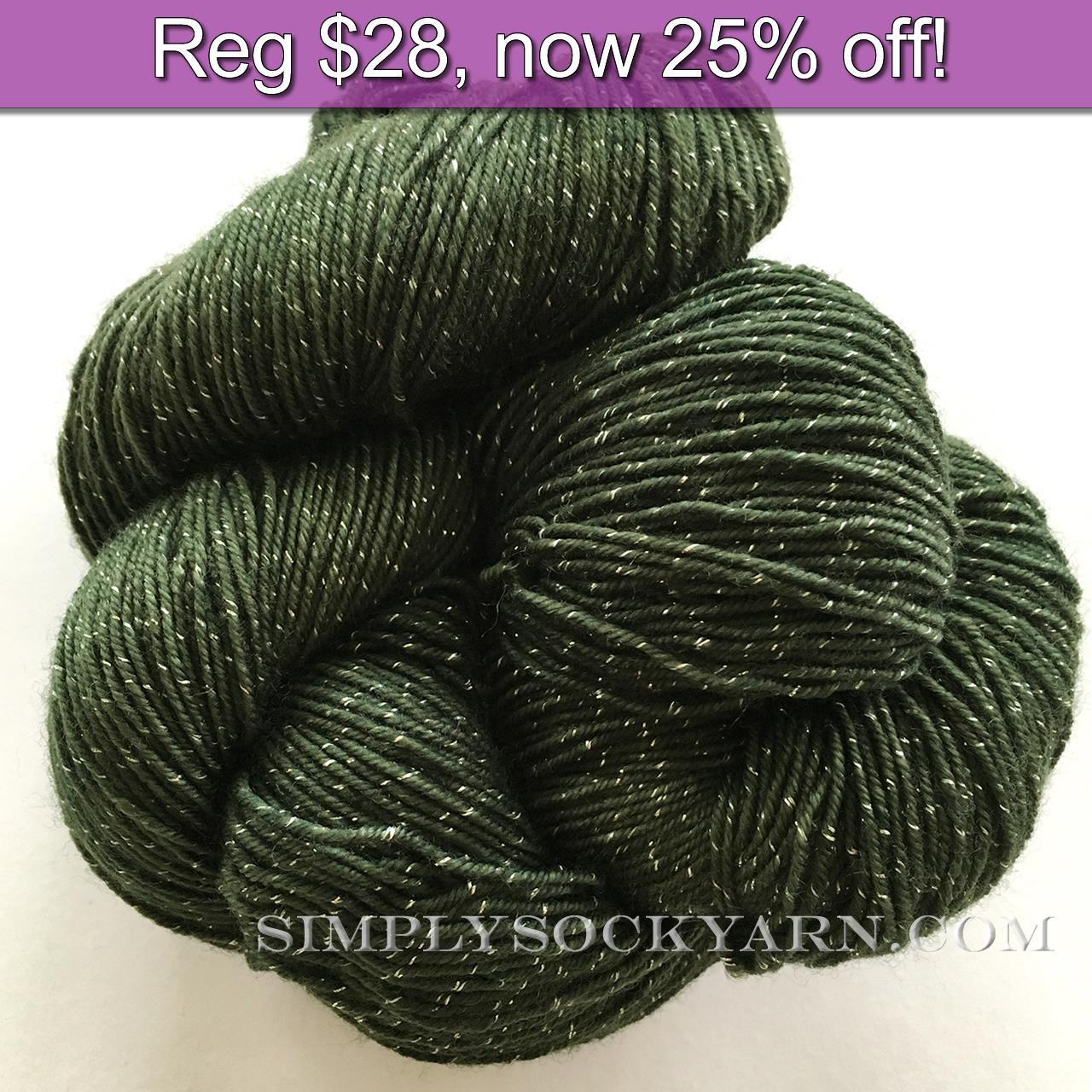 BMFA Sparkle Fir Ever Green -