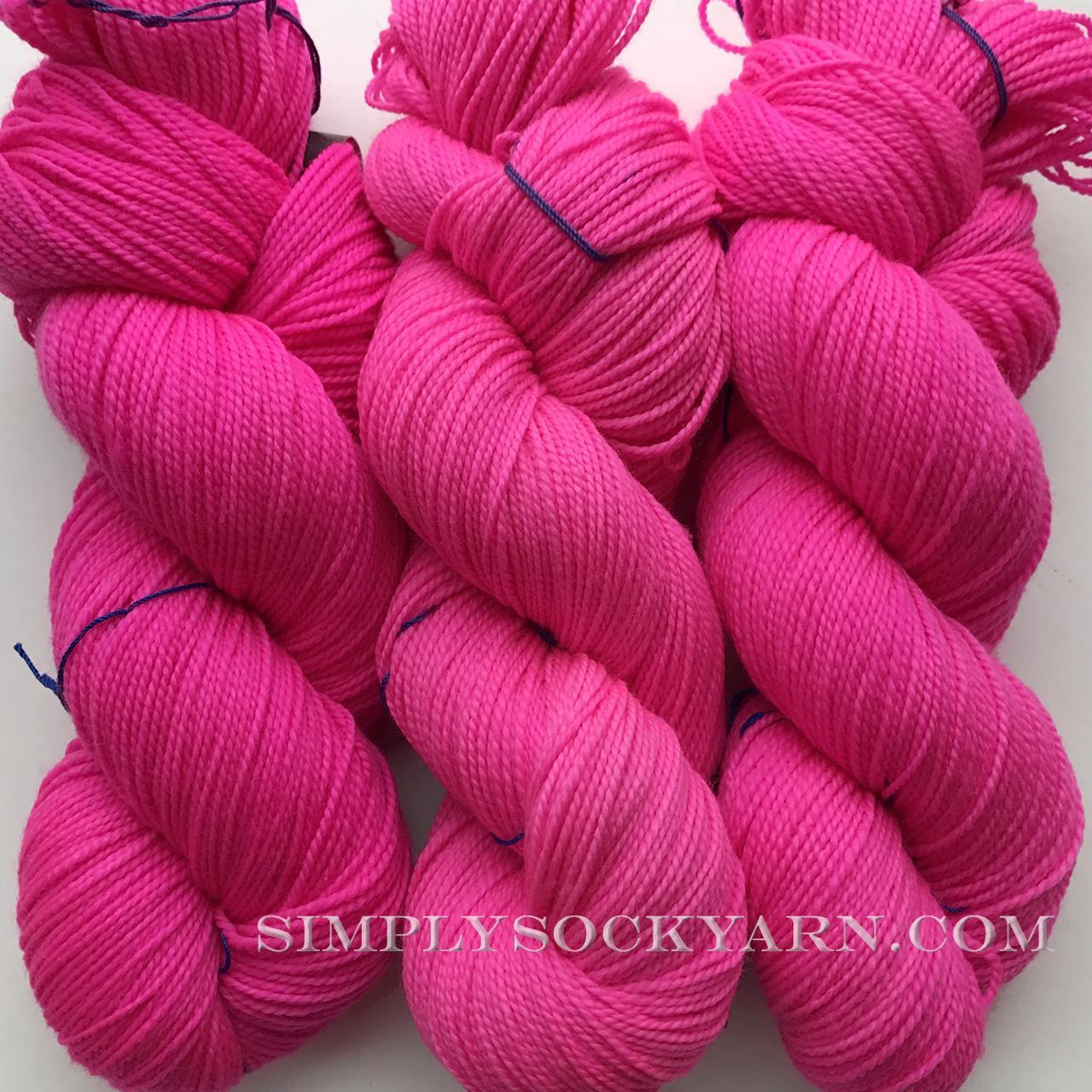 MT Tosh Sock Neon Pink -