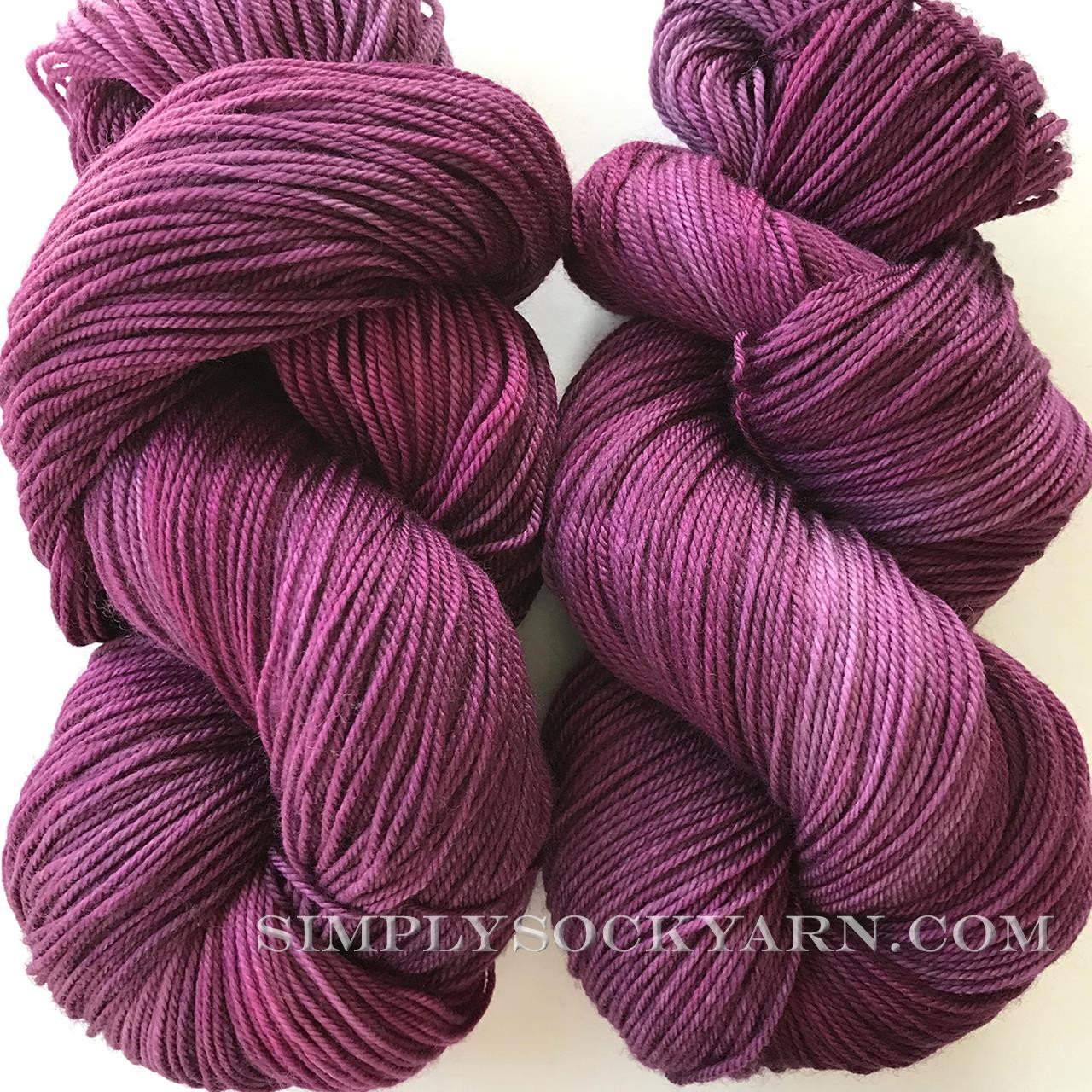 SG TL Sock Mulberry -