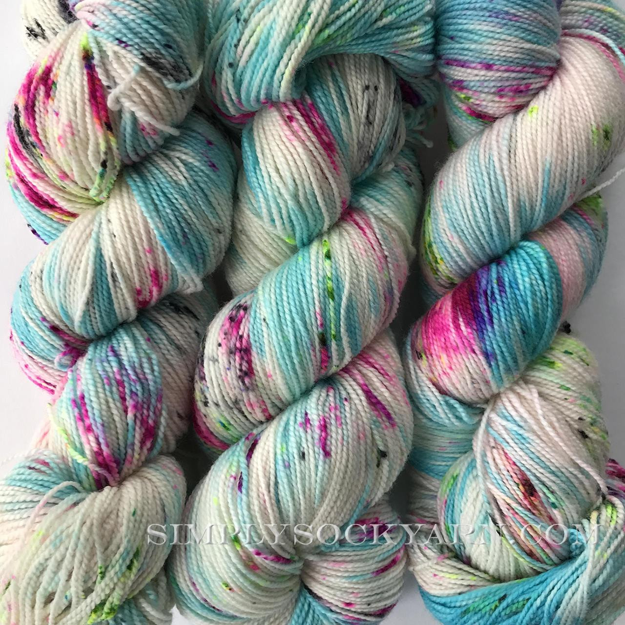 SY Bliss Sock Maui -
