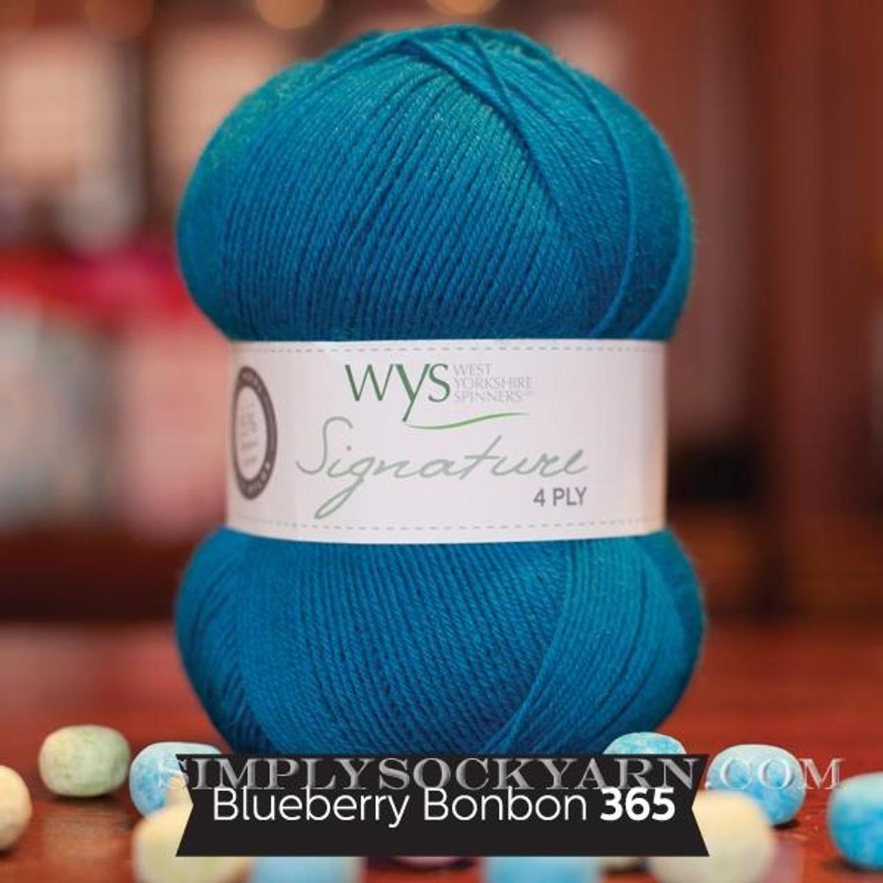 WYS Solid 365 Blueberry Bonbon -