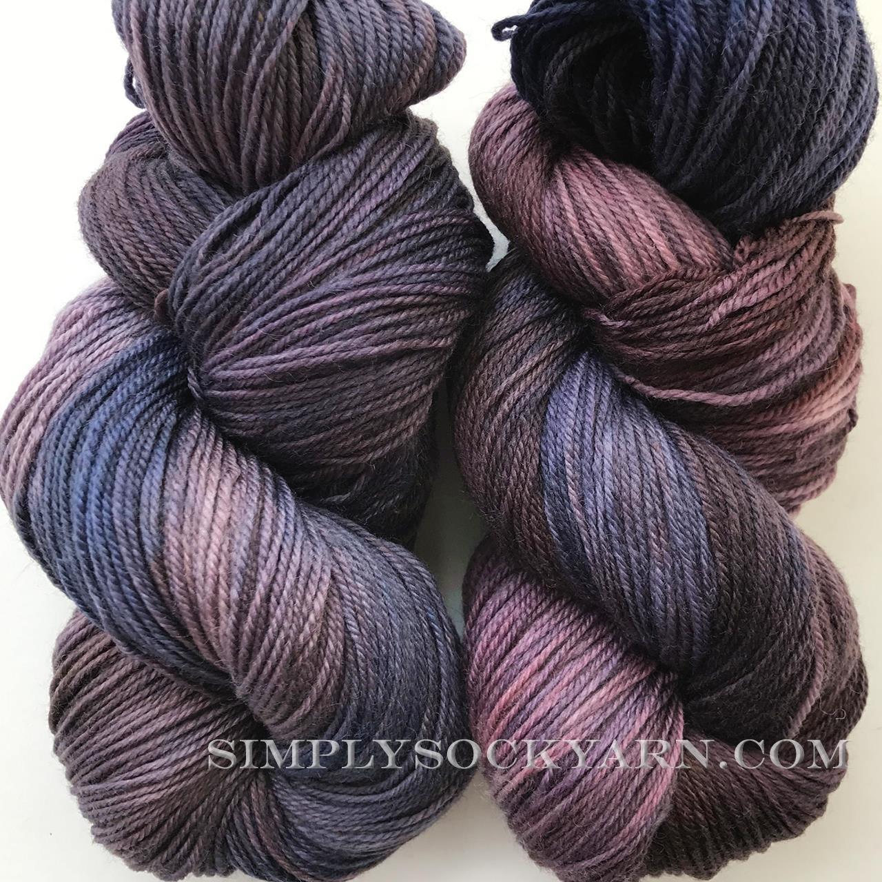 LnL 80/20 Sock Huckleberry -