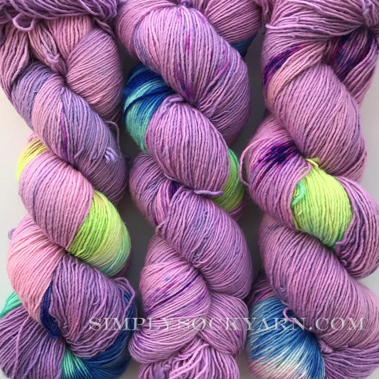 ST Single Purple Flurp -