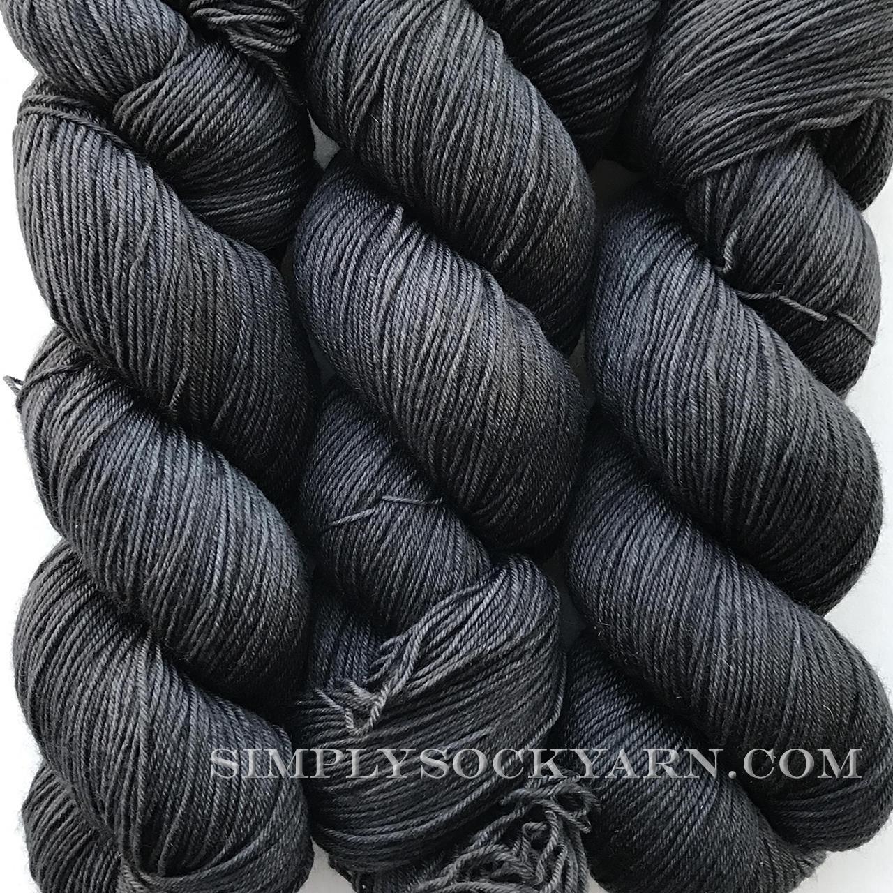 LITLG Sock Irish Black -
