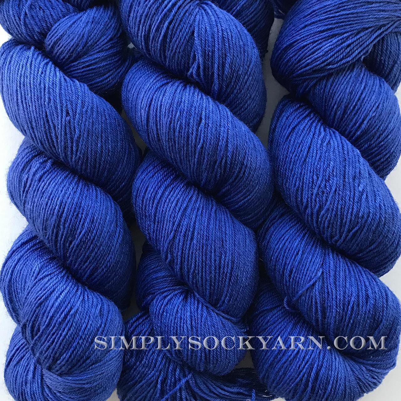 LITLG Sock Sapphire -