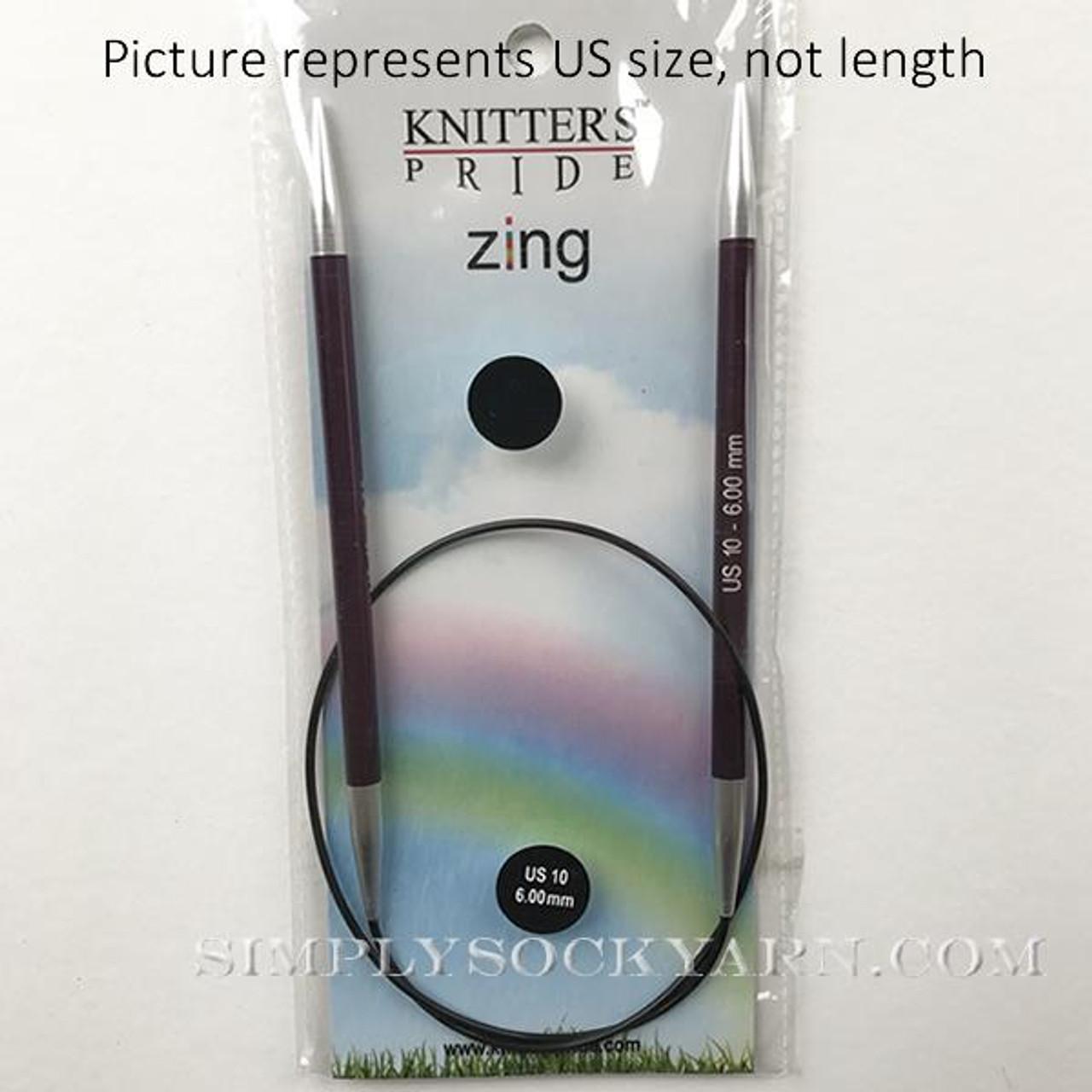 """KP Zing 24"""" Circ US 10 -"""