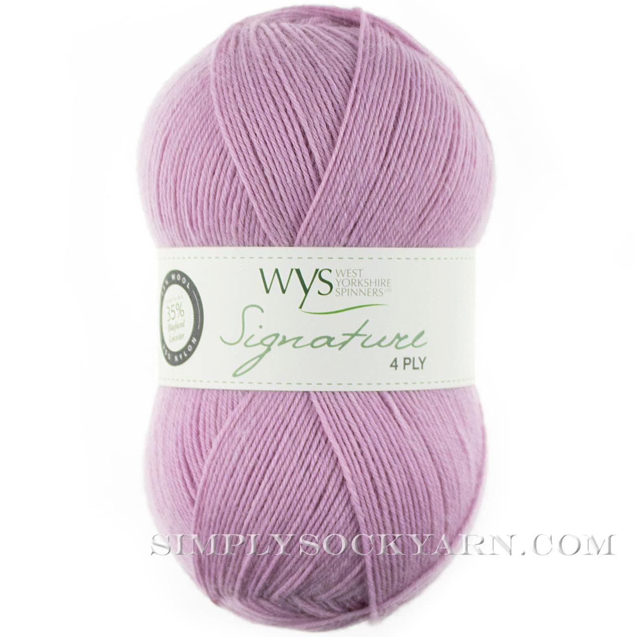 WYS Solid 517 Sweet Pea -