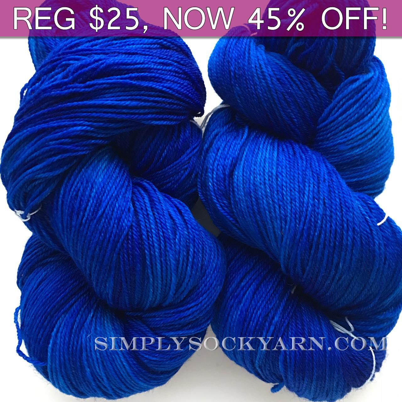 MWP Sock 120g Classic Blue -