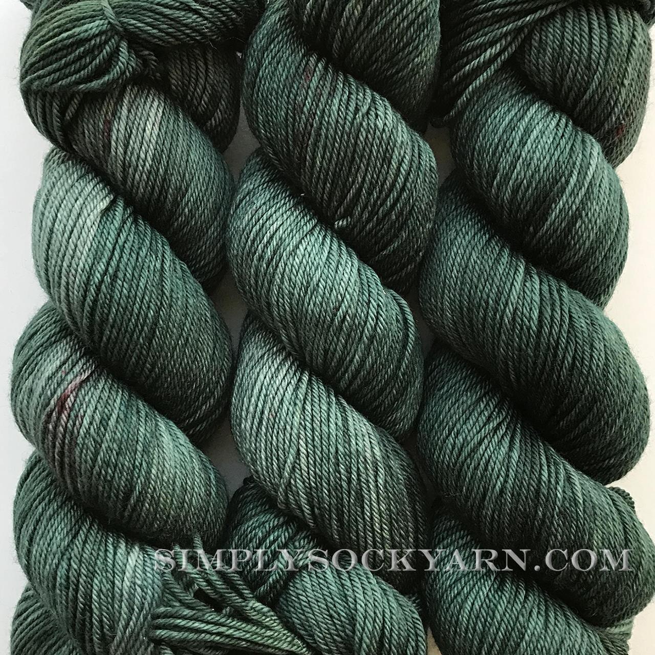 LITLG DK Twist Emerald Eve -
