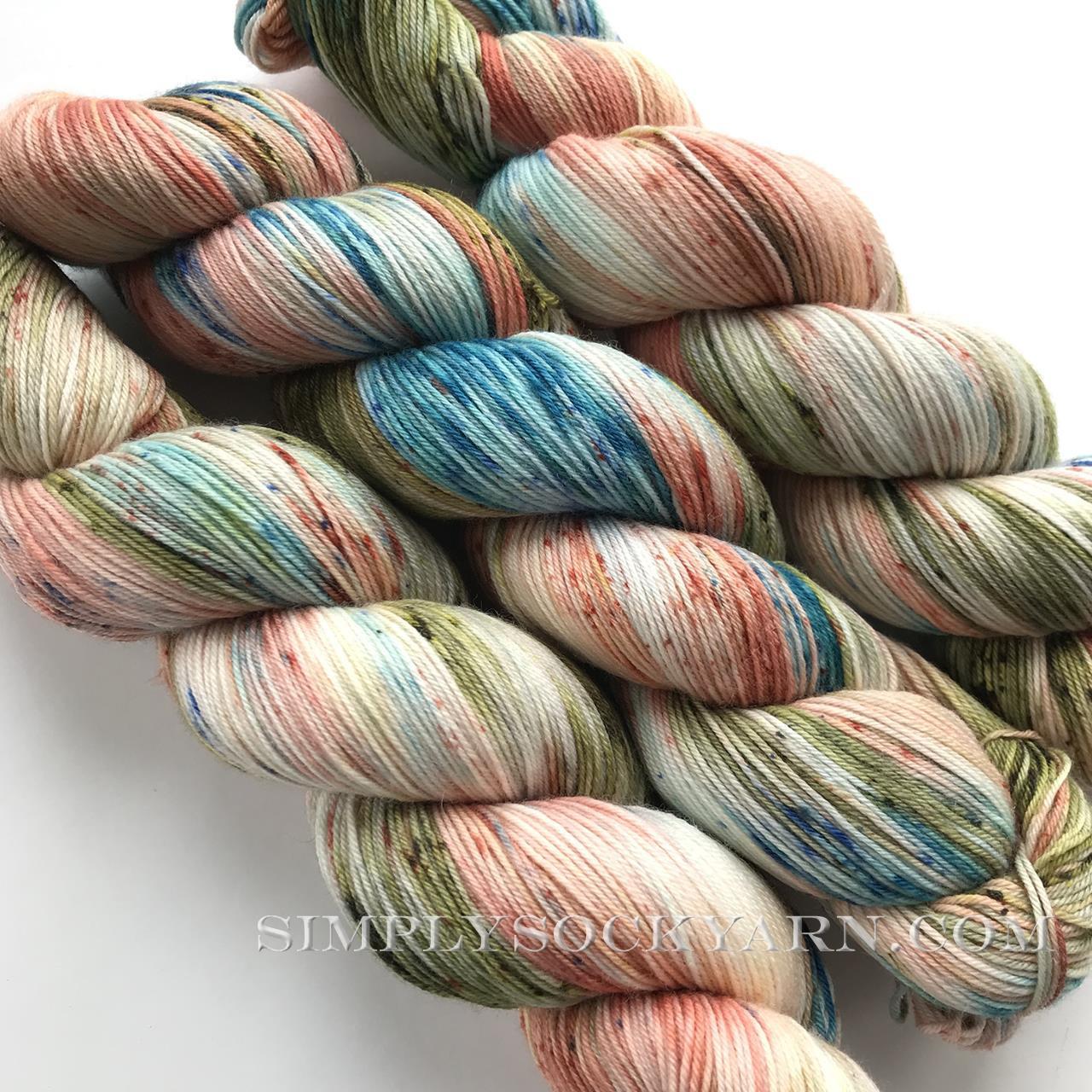 Qing Sock Shellbeach -