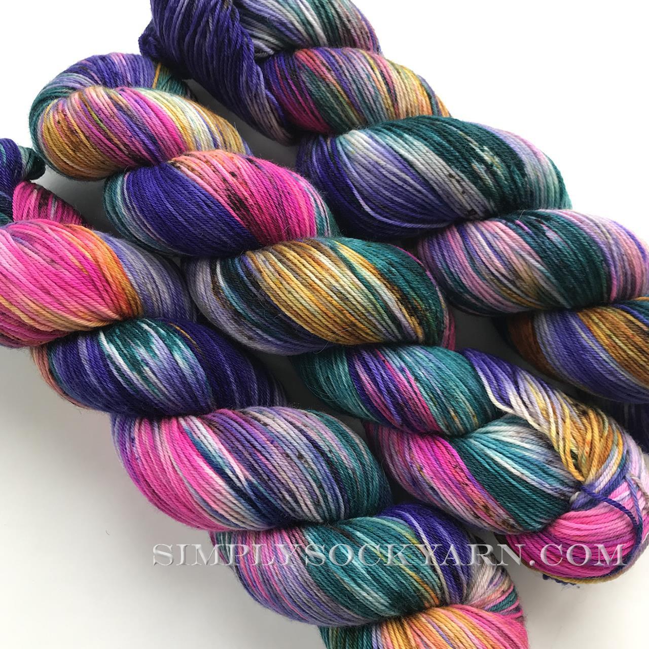 Qing Sock Datura -