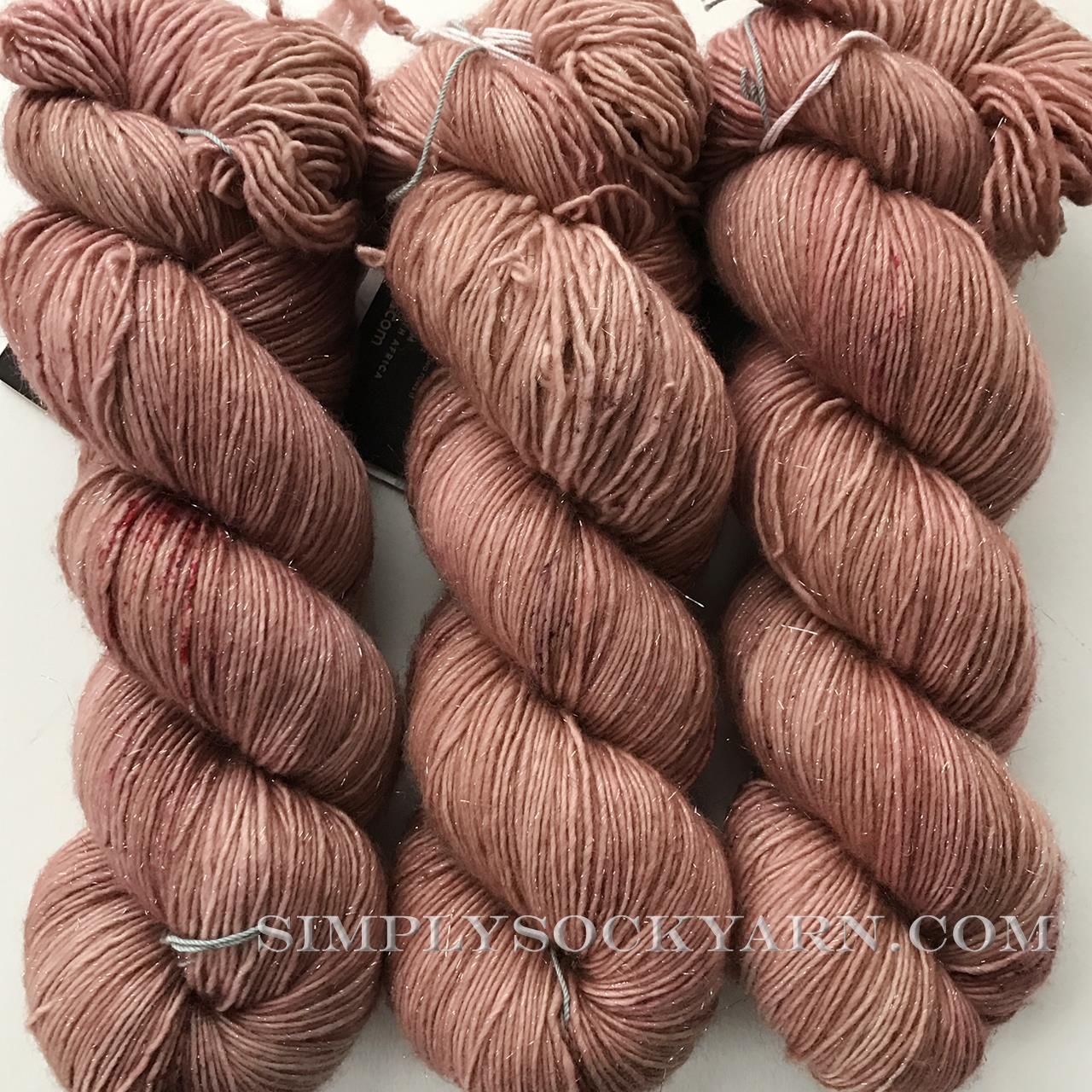 MT TML+Glitter Copper Pink -