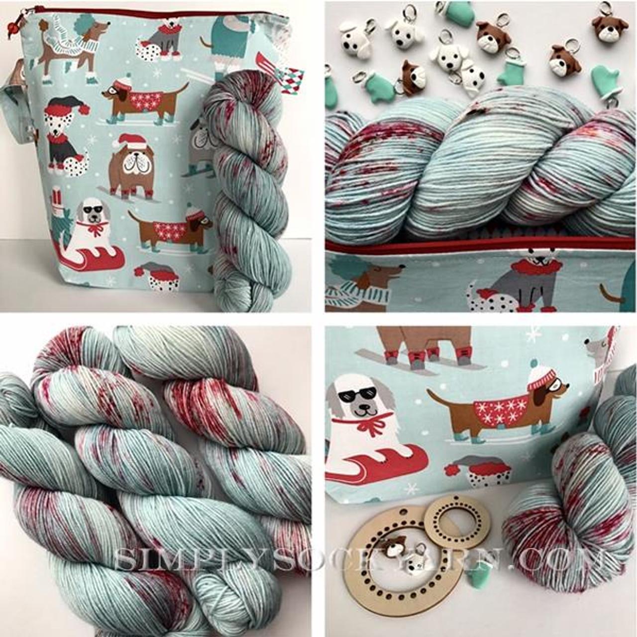 SSYC Frosty Pups Knit Kit -