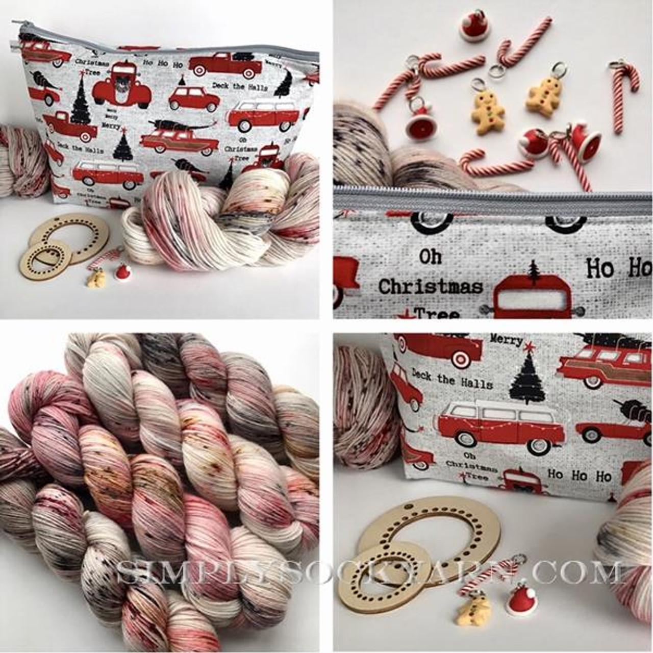 SSYC Merry Motorcar Knit Kit -