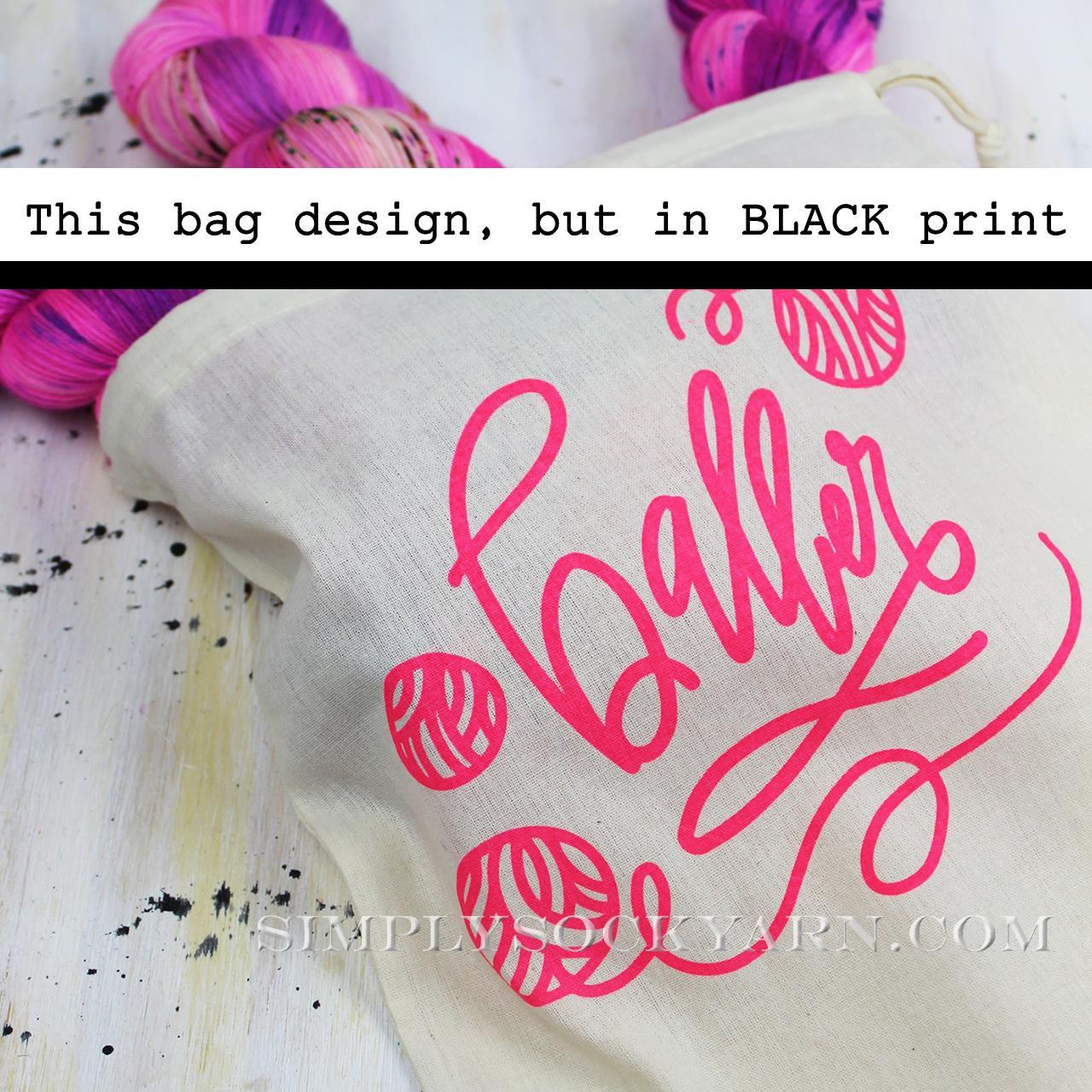 ST Project Bag Baller - Bl -