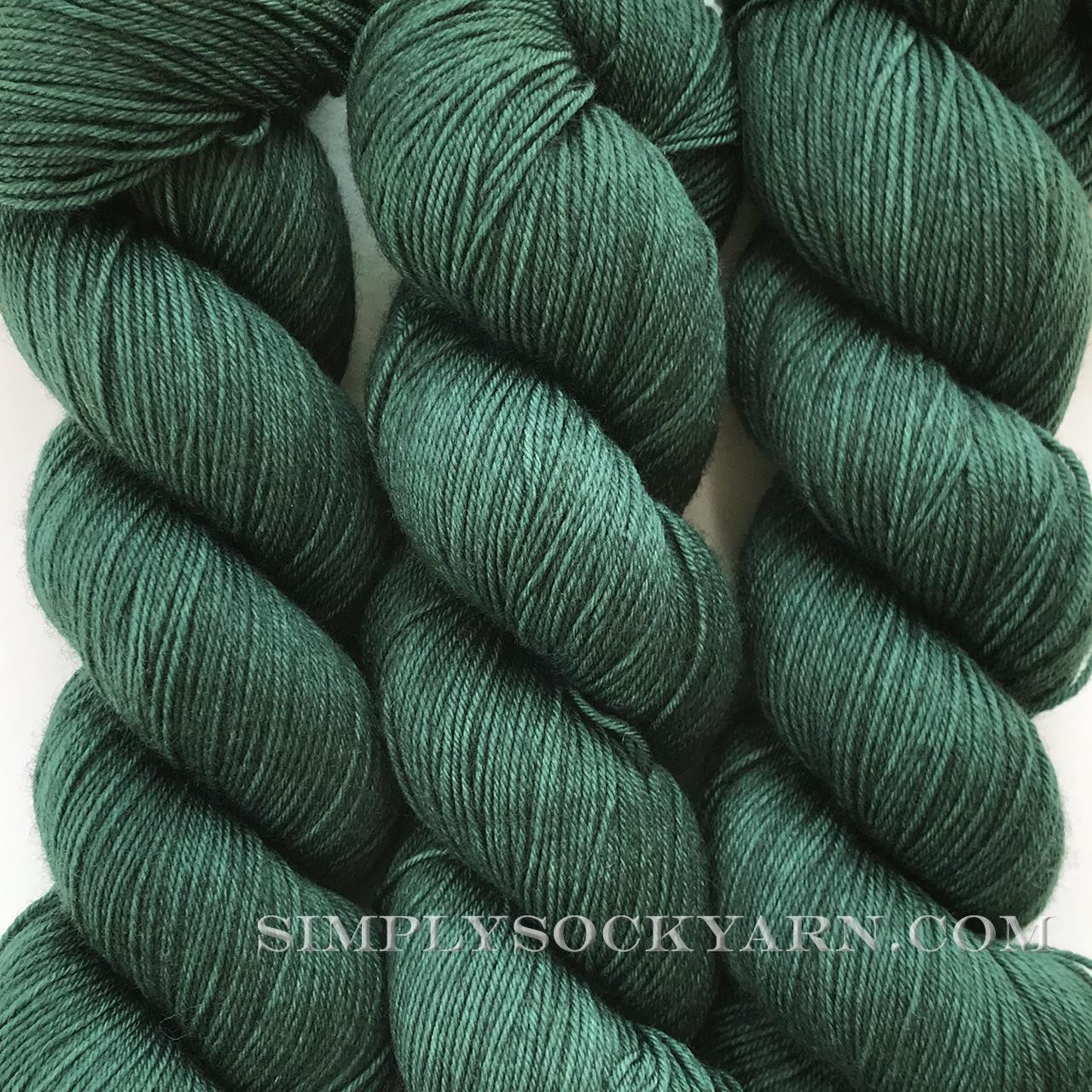 LITLG Sock Emerald Eve -