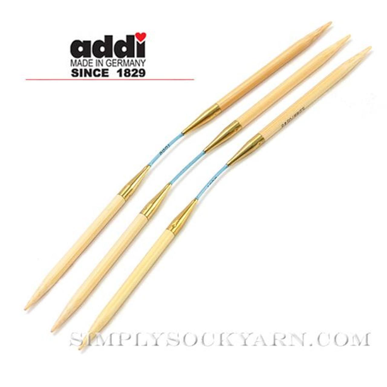 Addi FlexiFlip Bamboo US 5 -