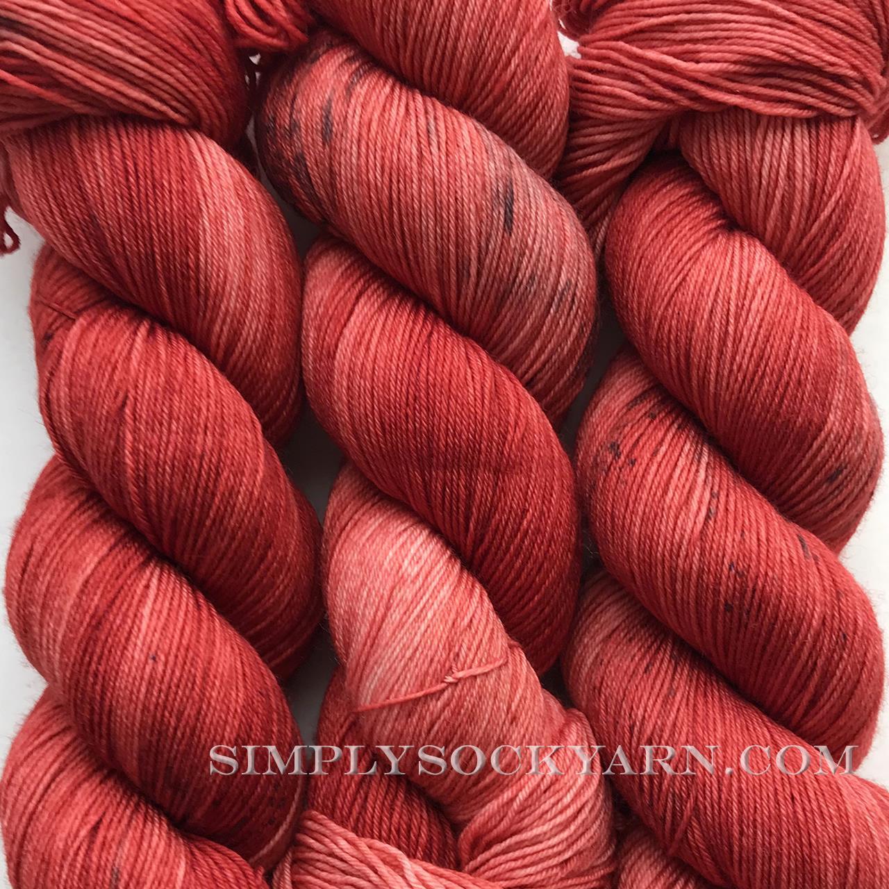 LITLG Sock Henna Rose -