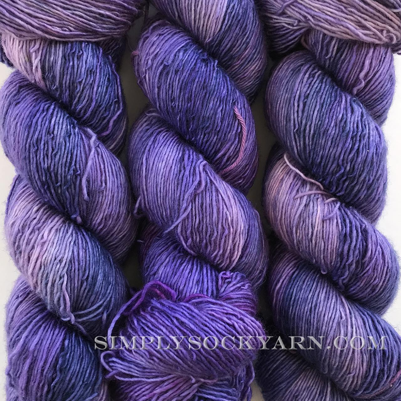 ST Single Shrinking Violet -