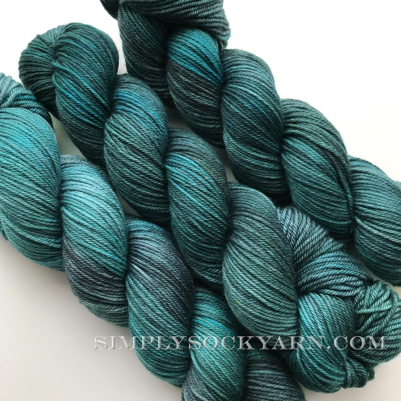 SRR Squish DK The Big Teal Wave -
