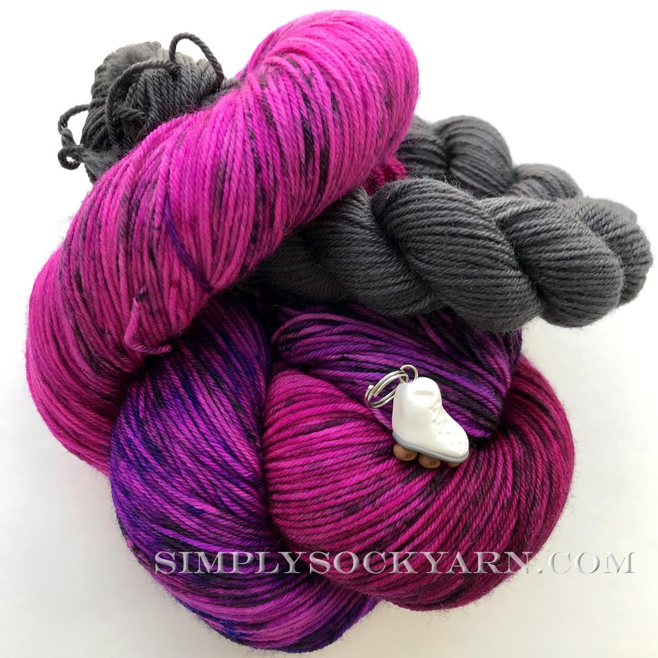 WIP It Sock Set - Lady MacDeath -