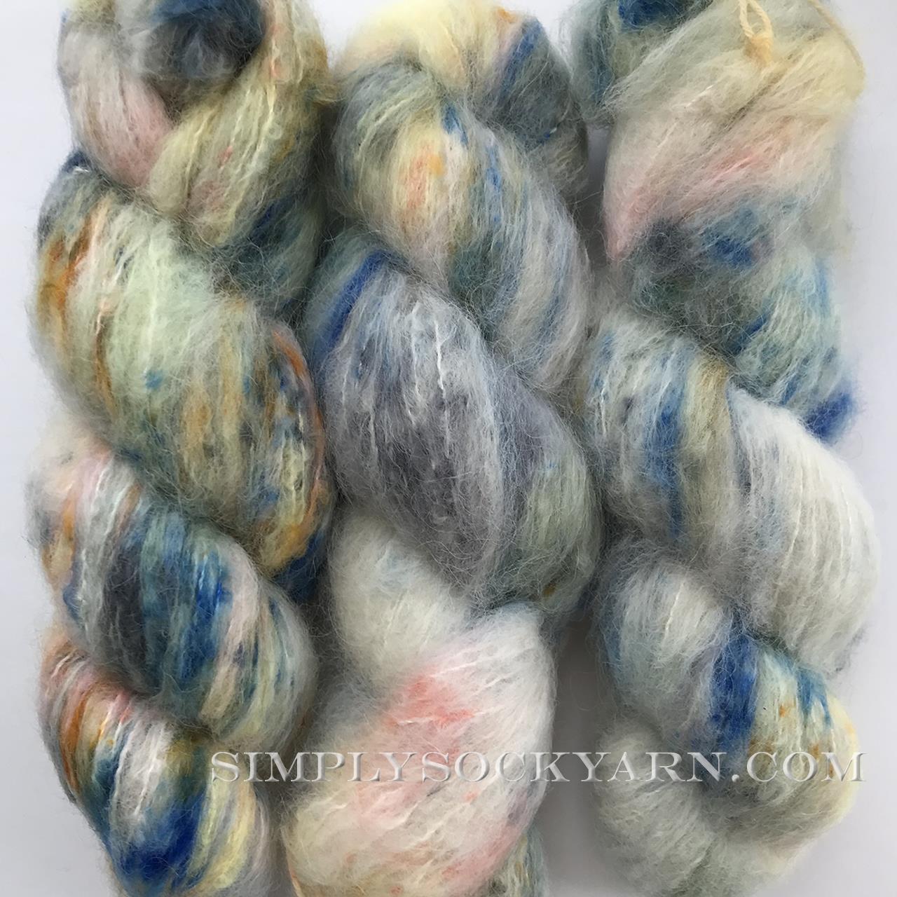 Qing Melted Suri Soft Grey -