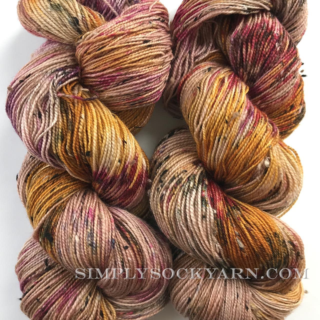 HLoco Tweed Peach Picking -