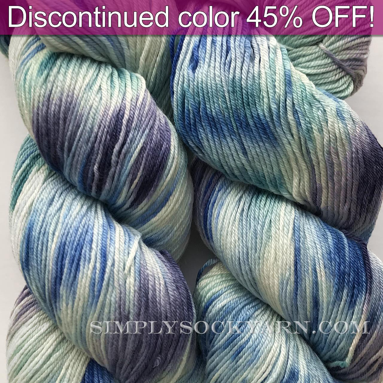 CY Heritage Silk Pts 104 Azul -