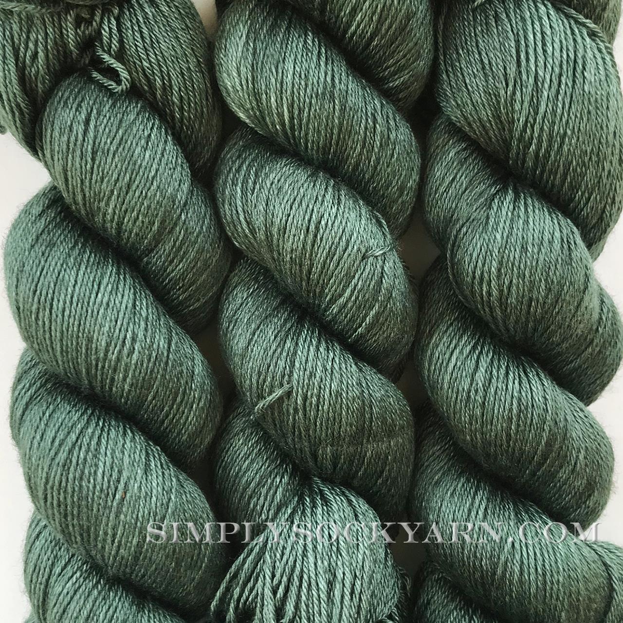 LITLG Silk Emerald Eve -