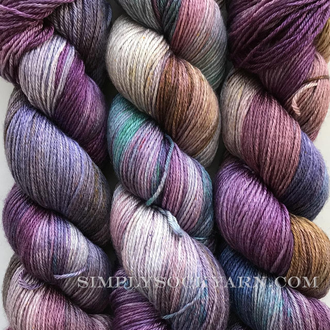 LITLG Silk Amethyst -