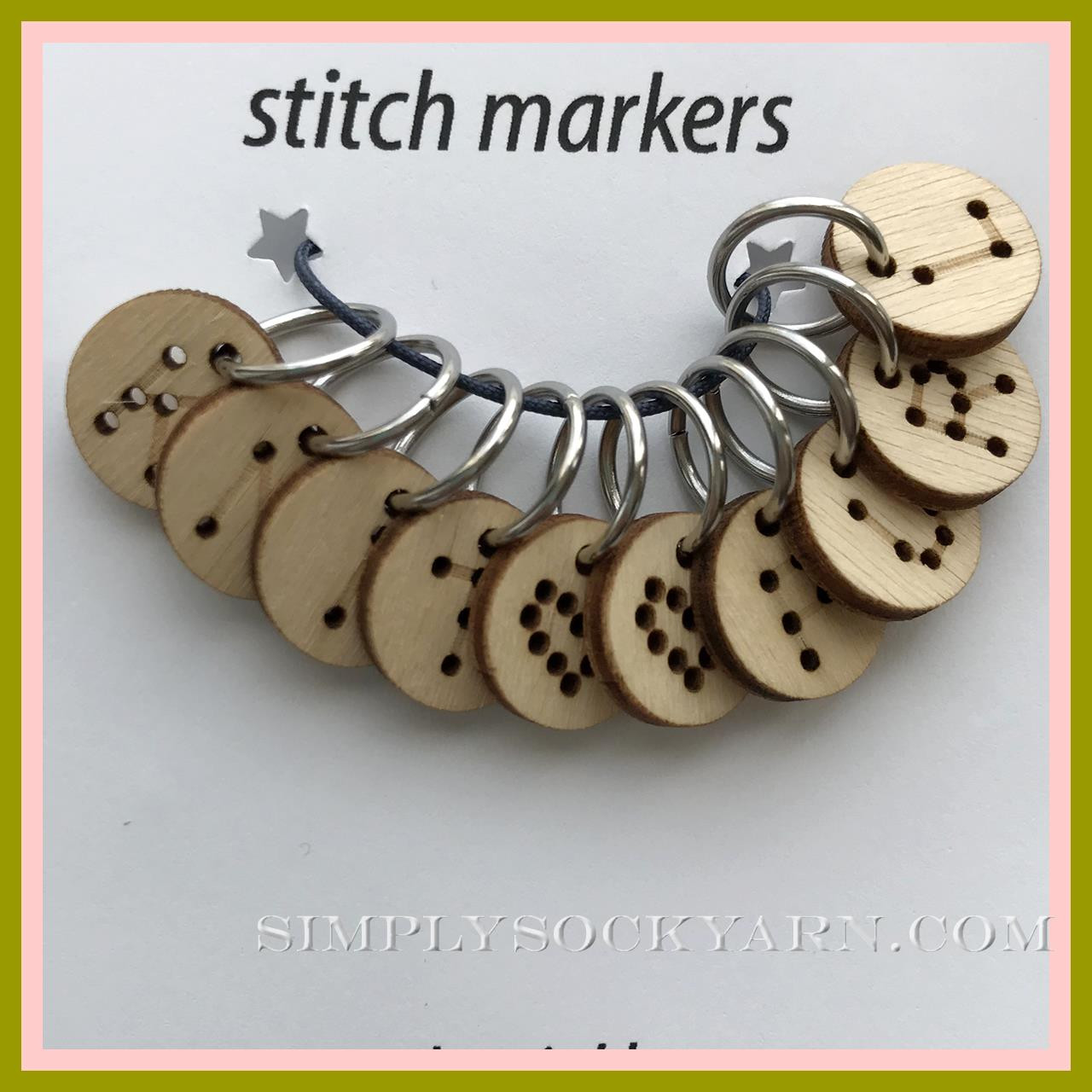 KTL St Markers - KNIT PURL -