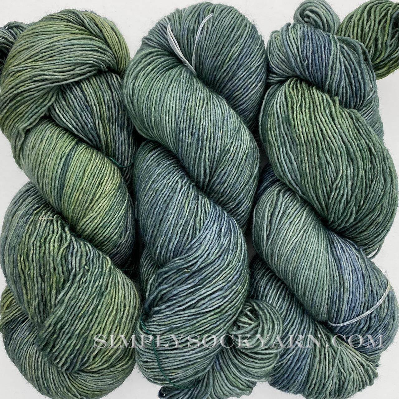 MT Merino Light Dark Ivy -