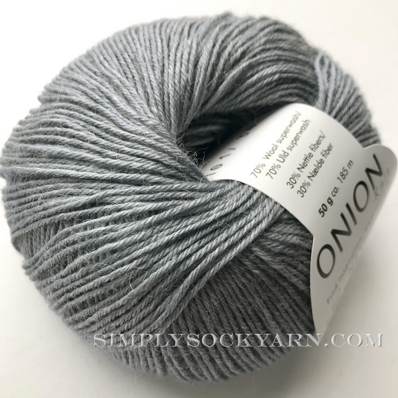 OY Nettle Sock 1017 Gray -