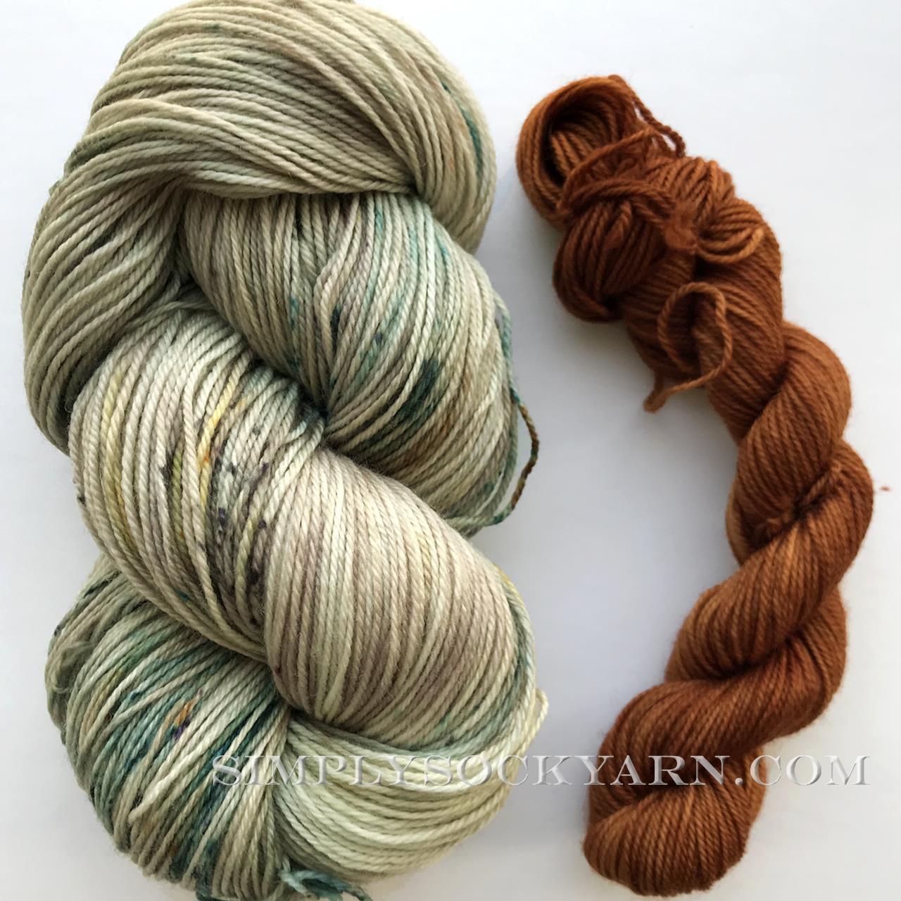FF Sock Set Patina + Pecans -