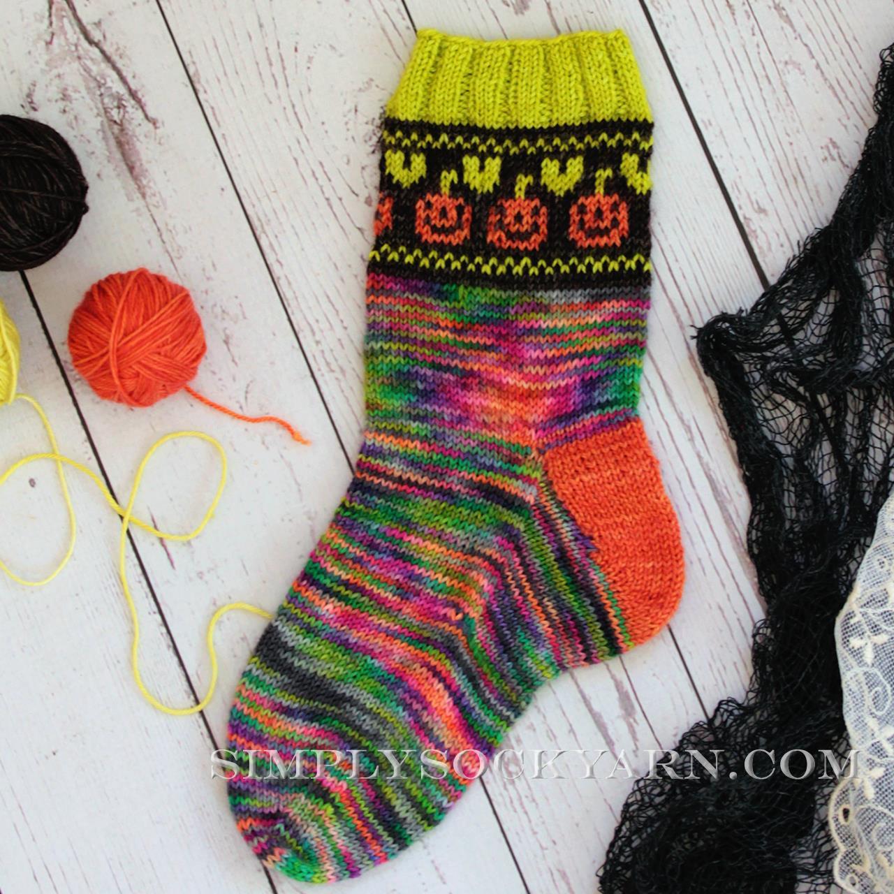 YL Happy Jack Sock Kit -