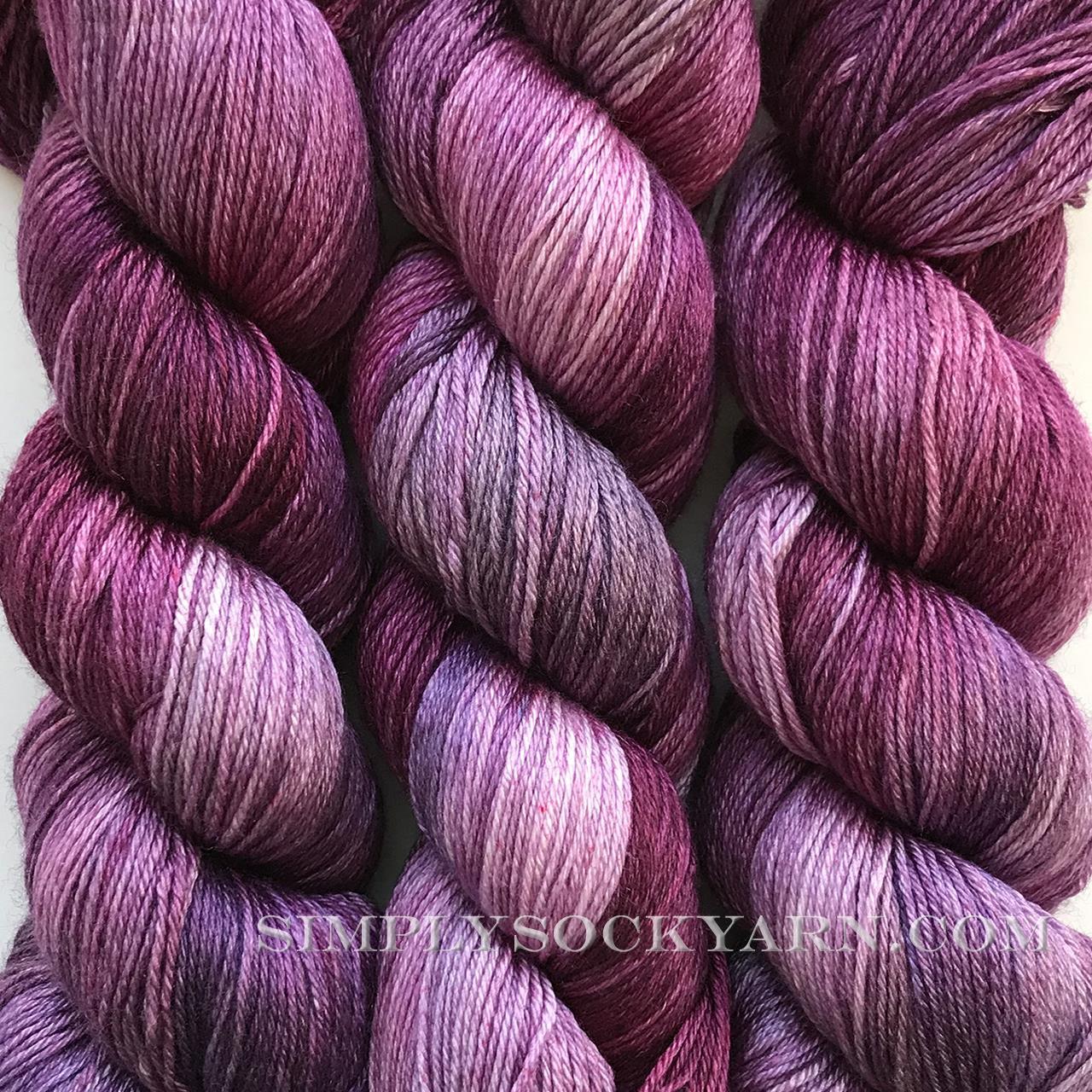 LITLG Silk Rose Garnet -