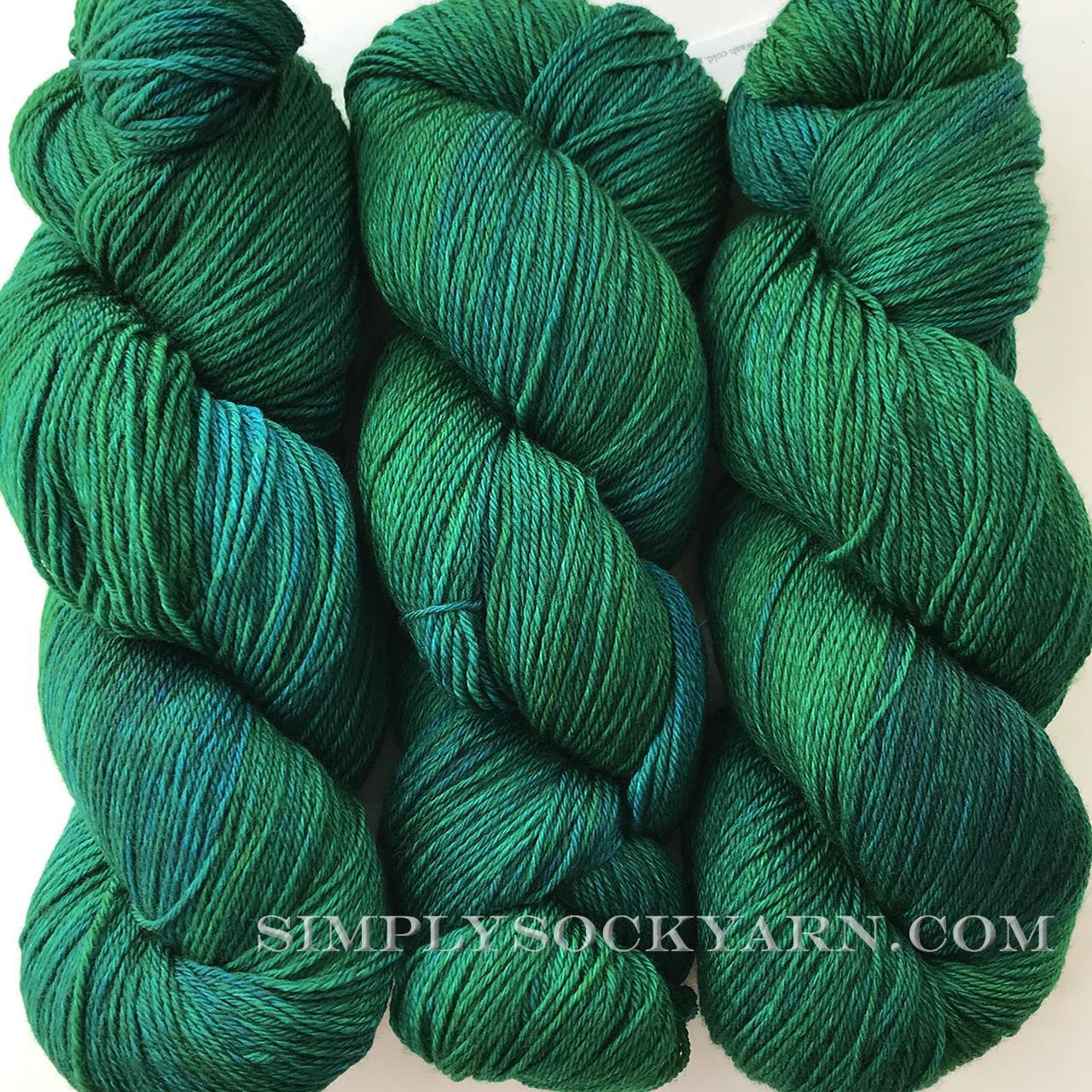 VY Pada Sock Aquaverde -