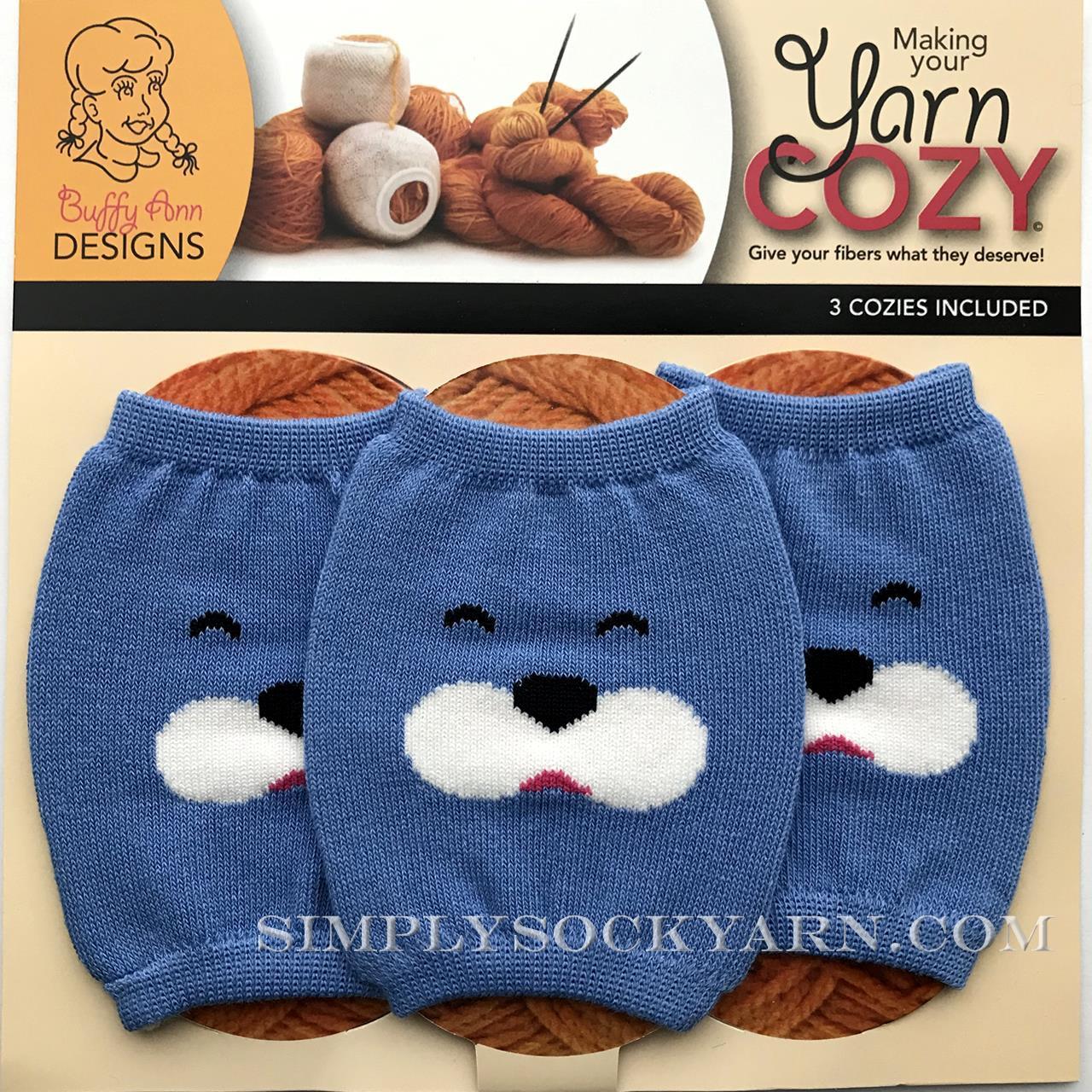 Yarn Cozy Denim Bear -